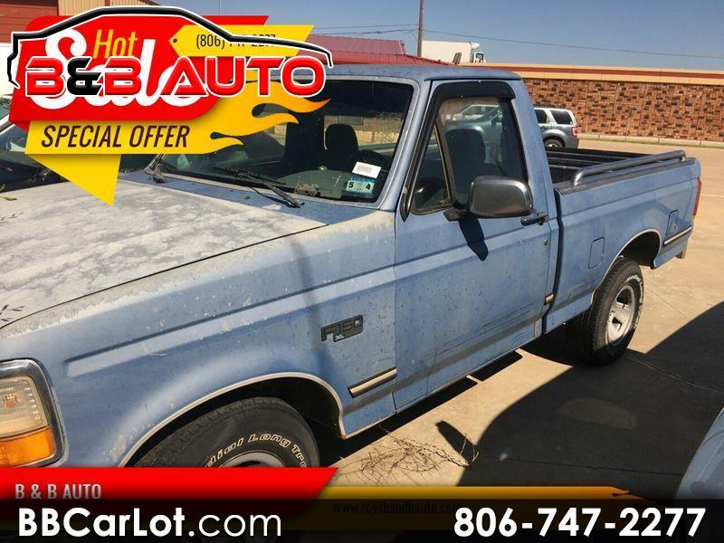 1992 Ford F-150 $750