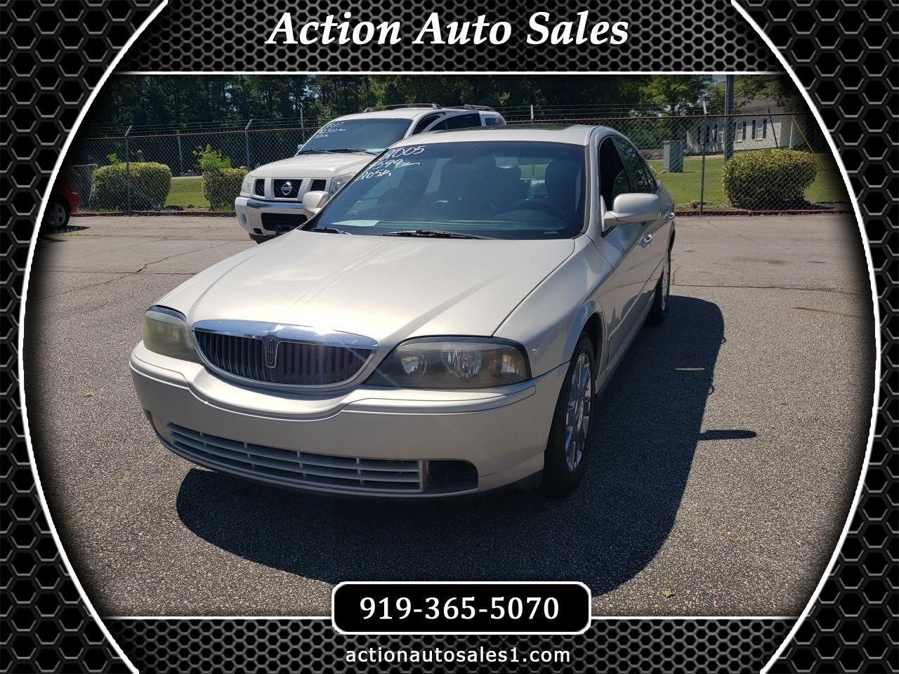 2005 Lincoln LS $599