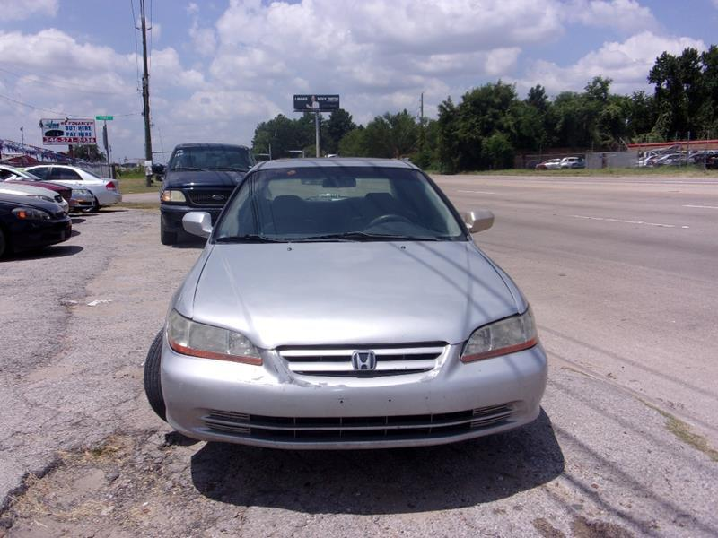 2001 Honda Accord $999