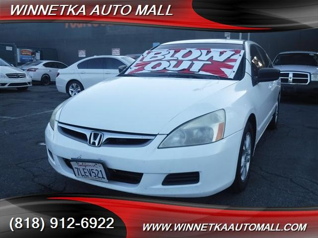 2007 Honda Accord $998