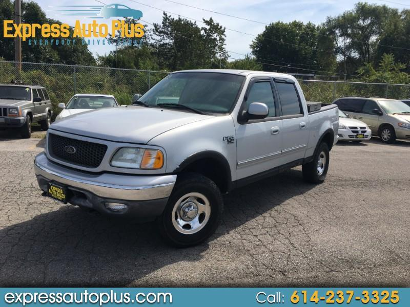 2002 Ford F-150 $995