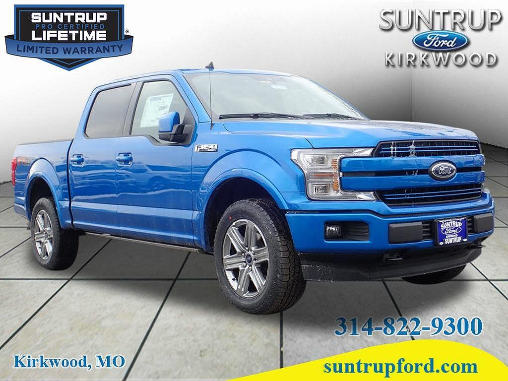 2019 Ford F-150 $53514
