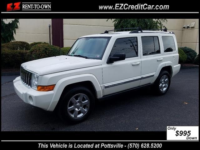 2008 Jeep Commander $995