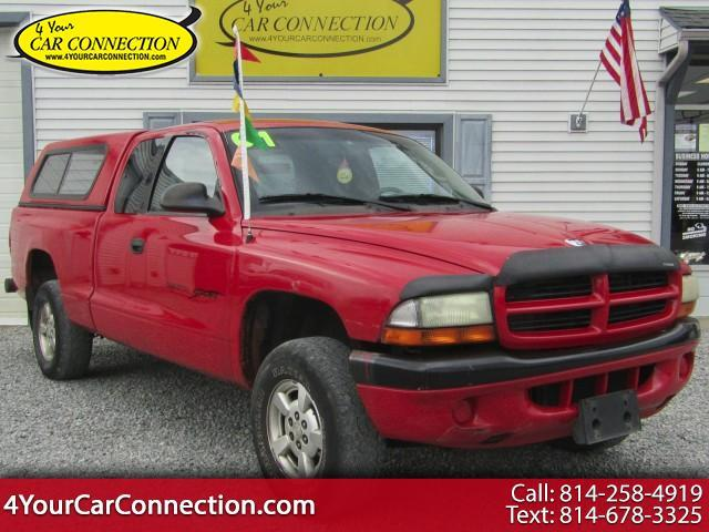 2001 Dodge Dakota $895