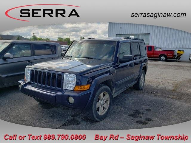 2006 Jeep Commander $1332