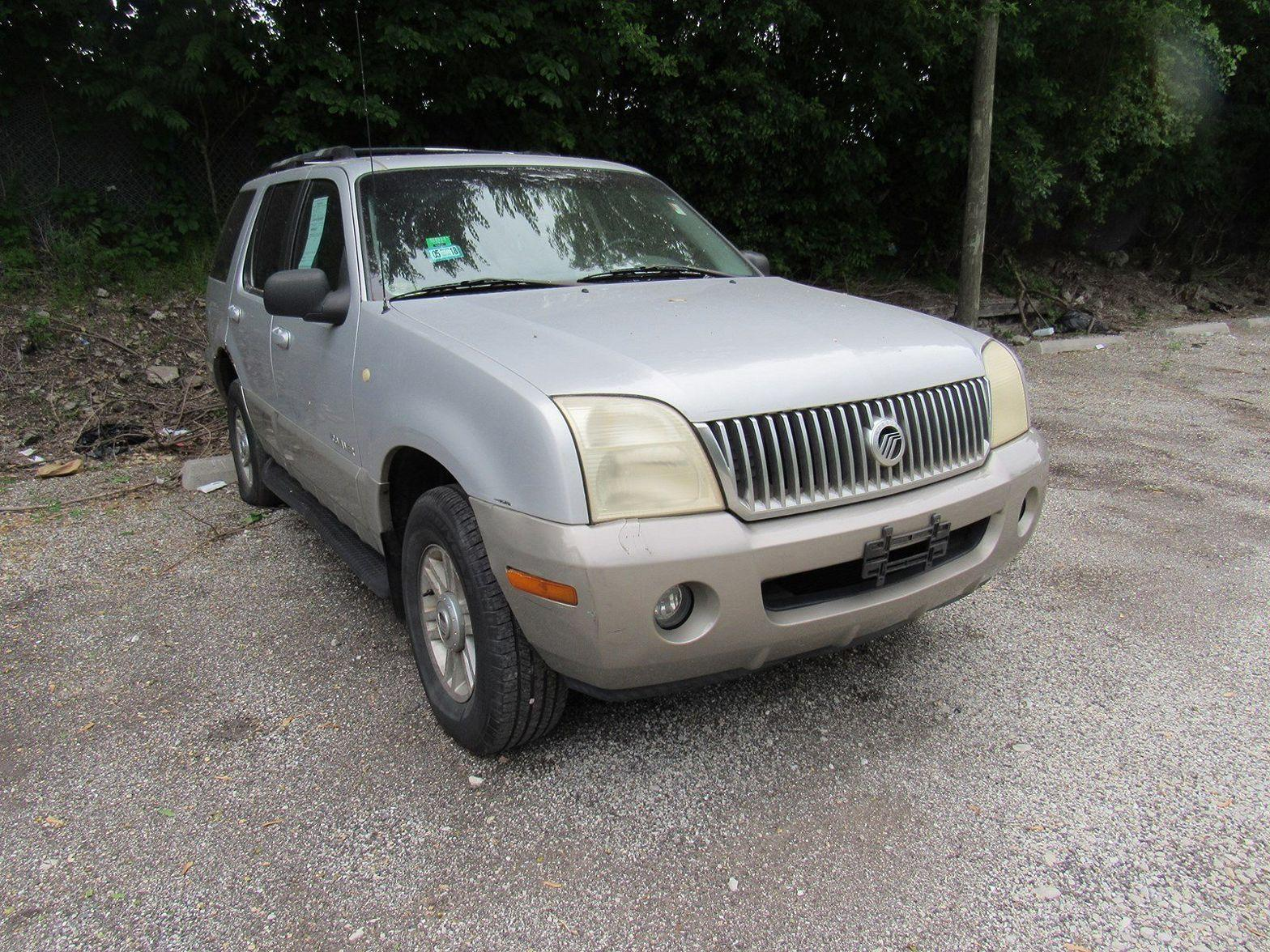 2002 Mercury Mountaineer $900
