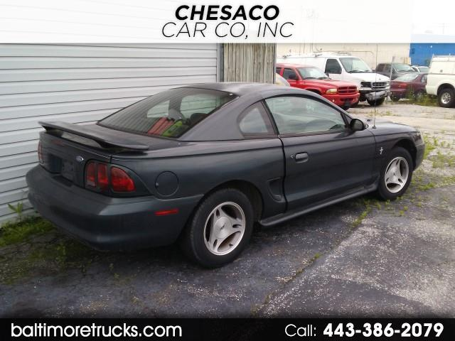 1998 Ford Mustang $950