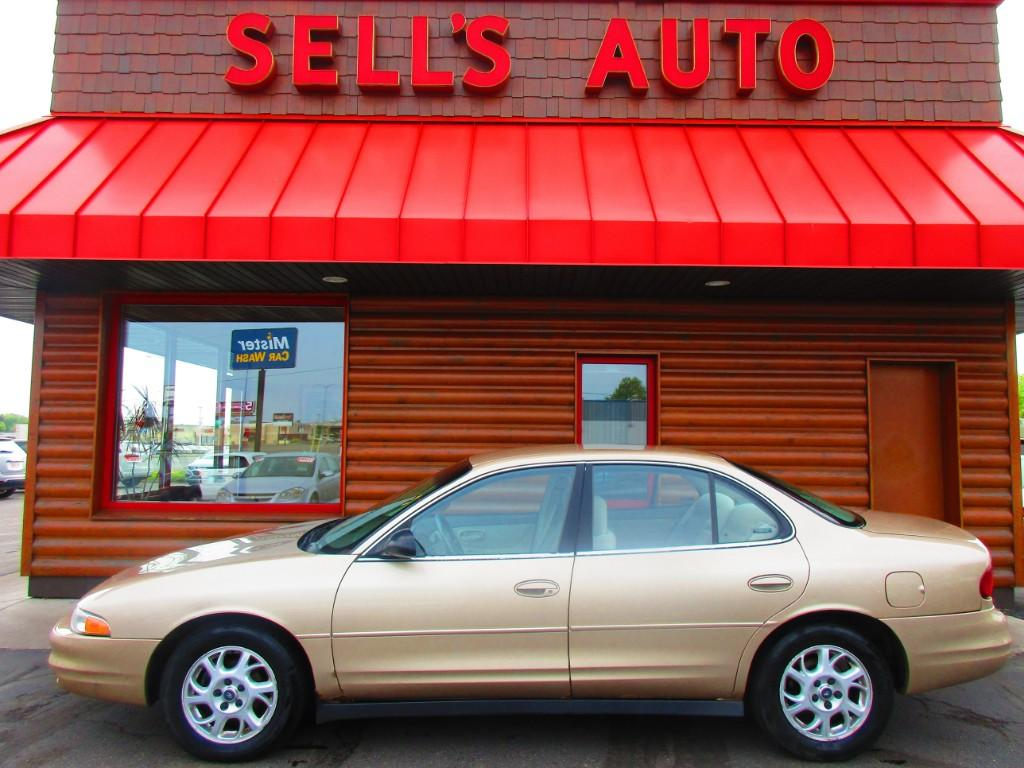 2001 Oldsmobile Intrigue $999