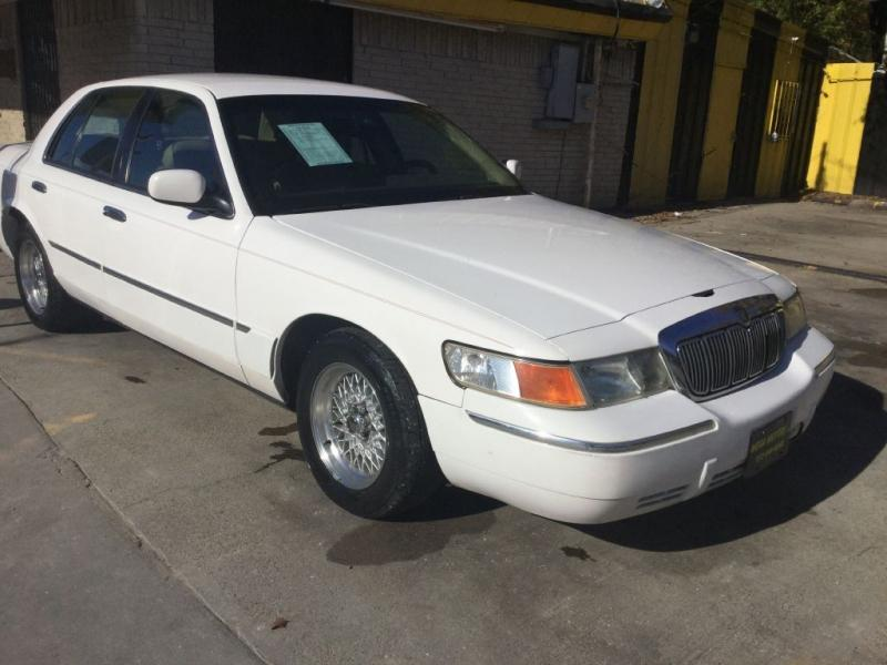 1998 Mercury Grand Marquis $525