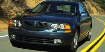 2001 Lincoln LS $1000