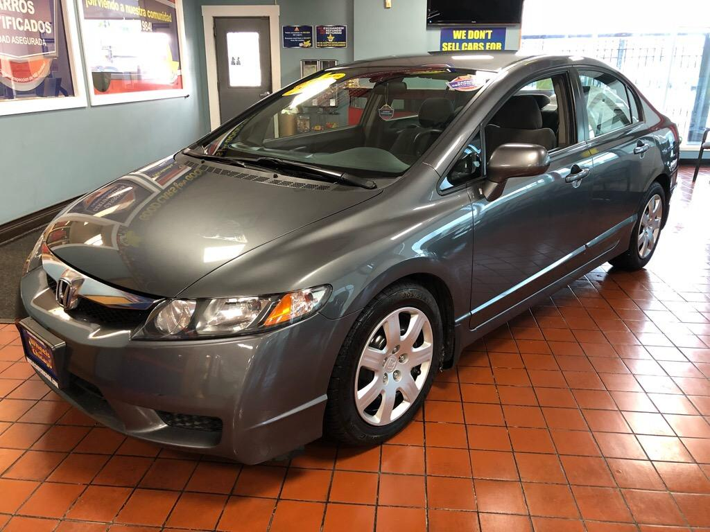 2010 Honda Civic $499