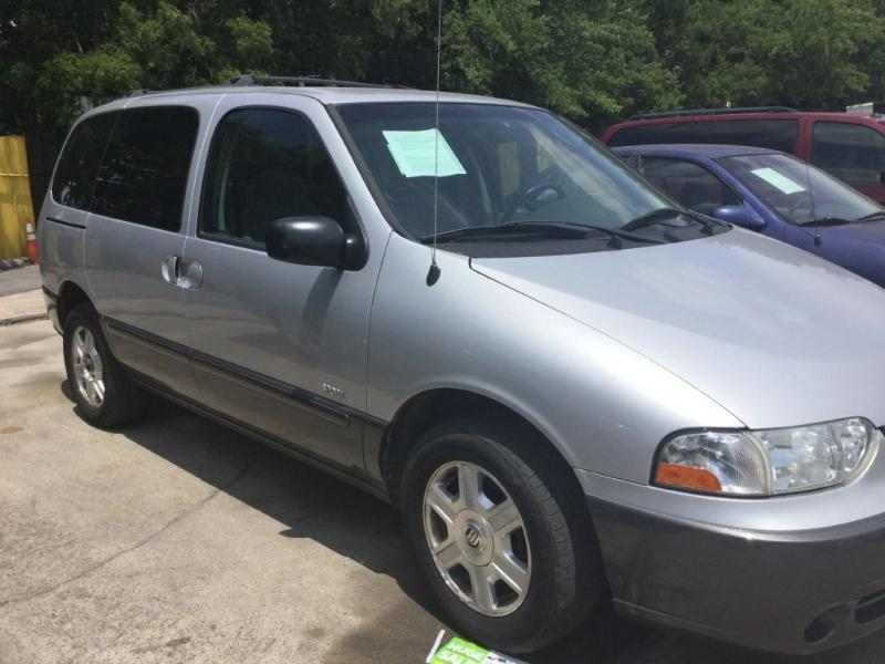 2002 Mercury Villager $525