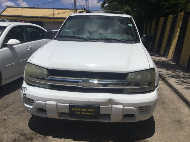 2003 Chevrolet TrailBlazer $725