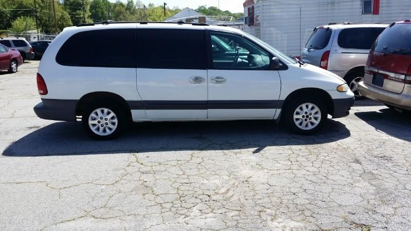 2000 Chrysler Town & Country Limited Edition