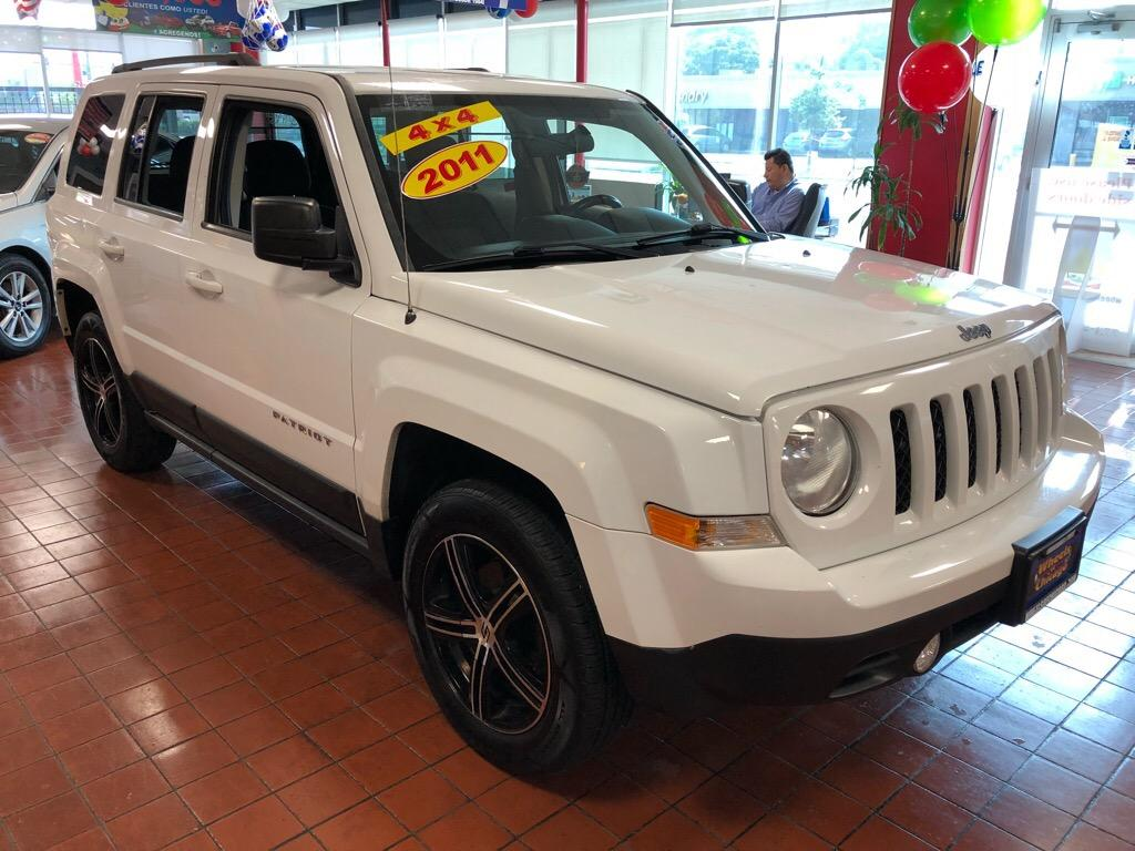 2011 Jeep Patriot $599