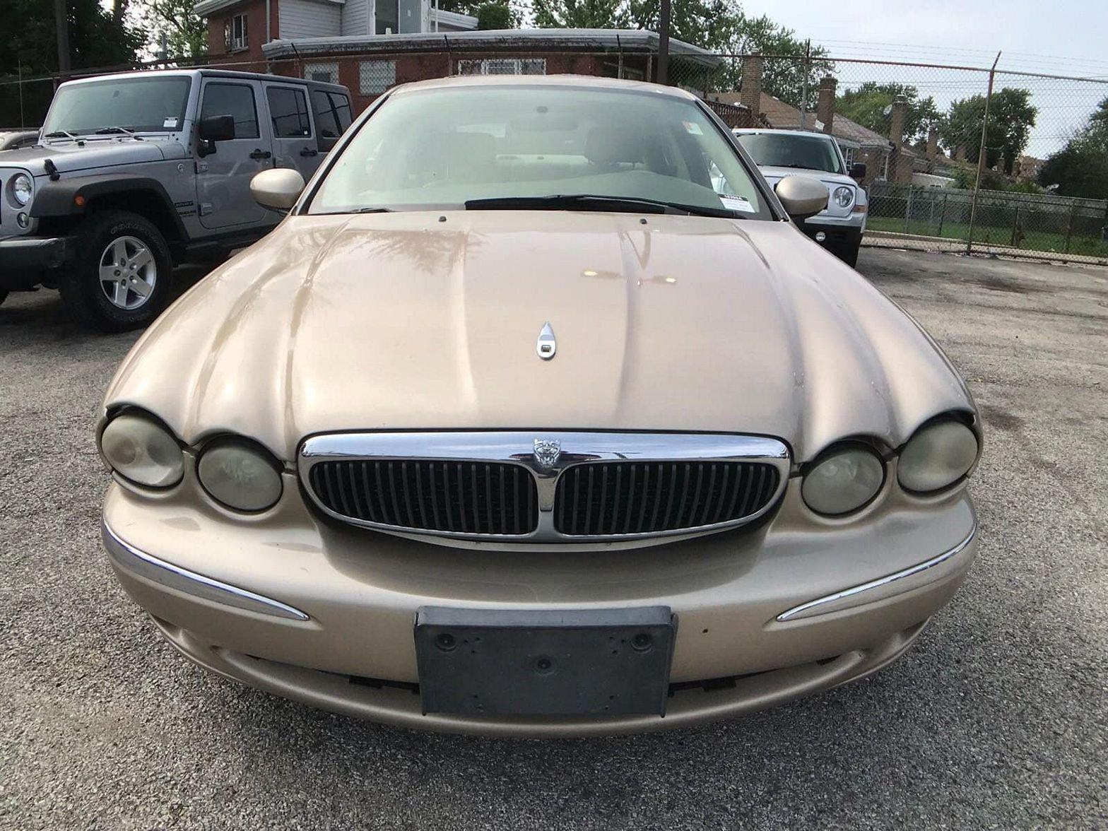2003 Jaguar X-Type $990