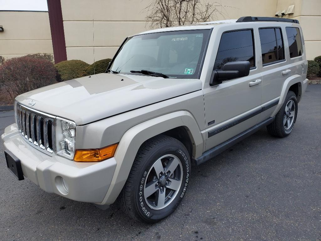 2008 Jeep Commander $1295