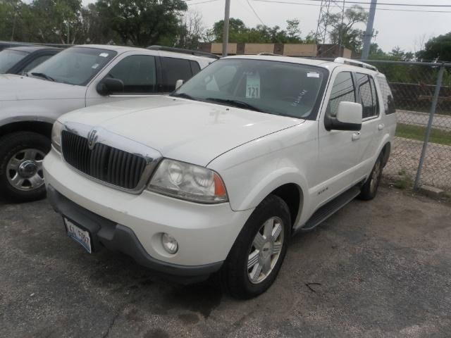 2004 Lincoln Aviator $749