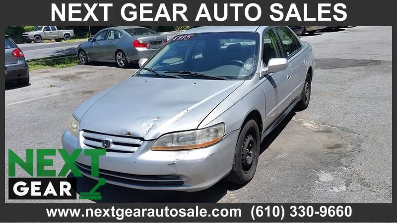 2001 Honda Accord $995