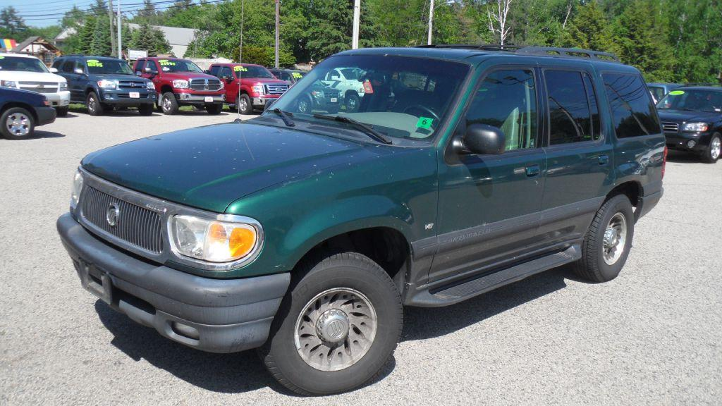 2000 Mercury Mountaineer $990