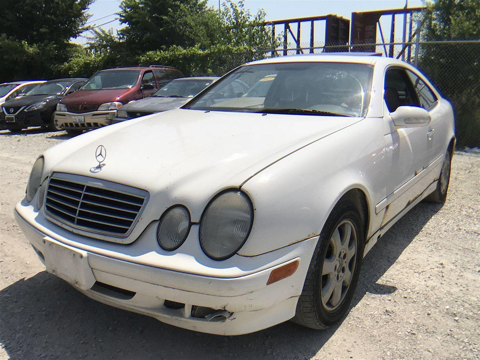 2001 Mercedes-Benz CLK $990