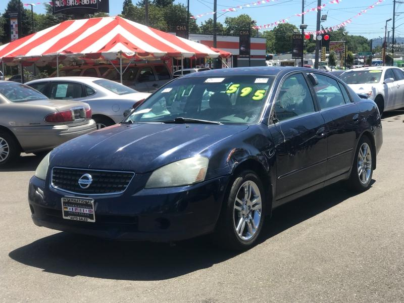 2005 Nissan Altima 595 For Sale 595