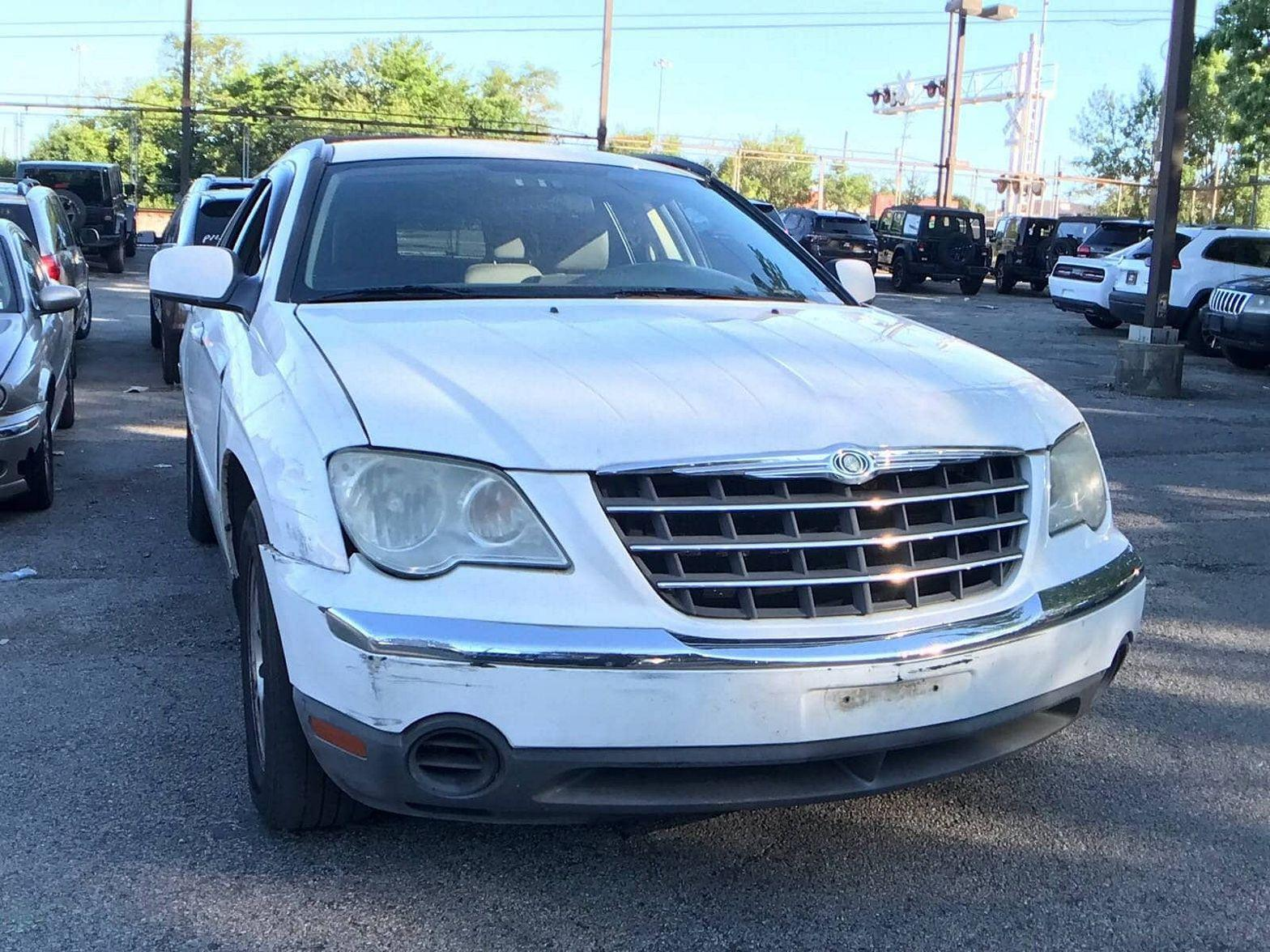 2007 Chrysler Pacifica $990