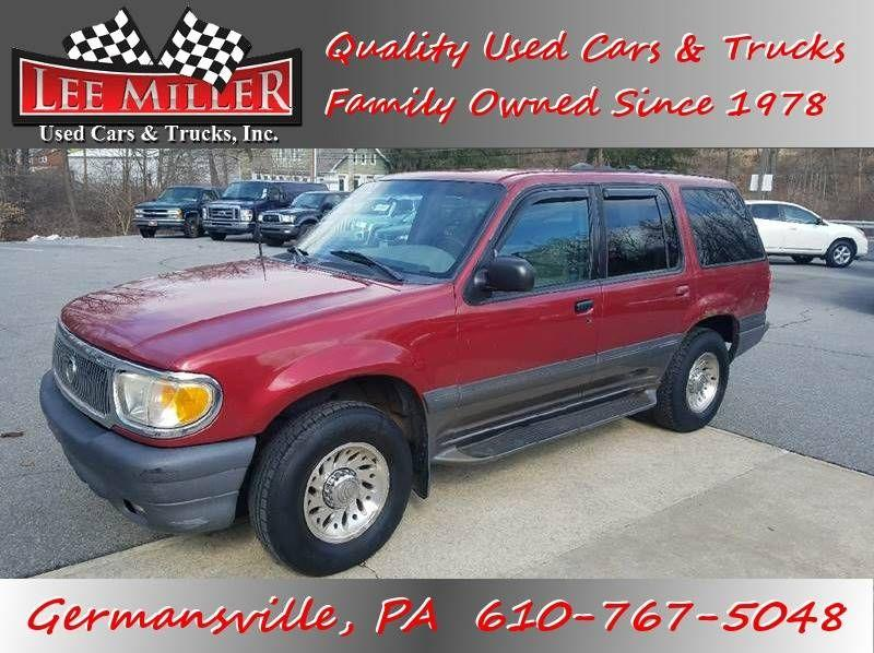 1998 Mercury Mountaineer $995