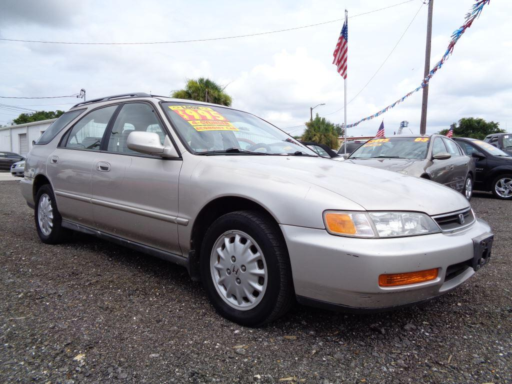 1997 Honda Accord $995