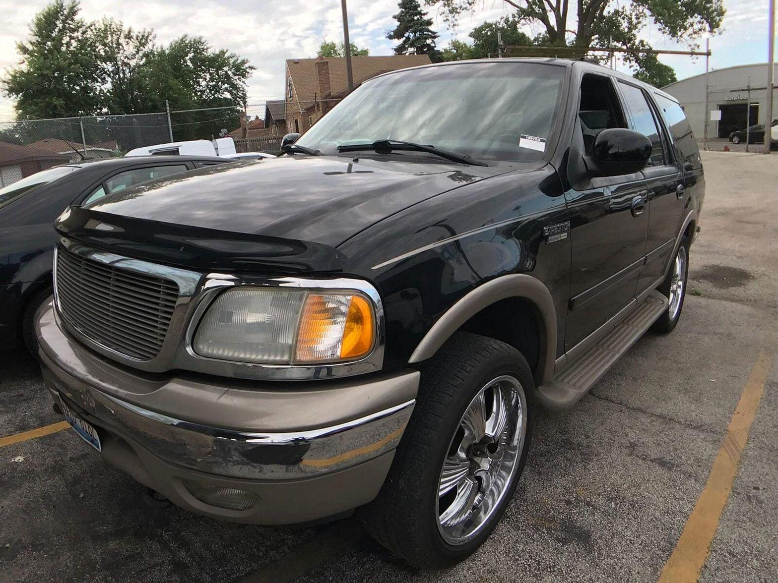 2002 Ford Expedition $990