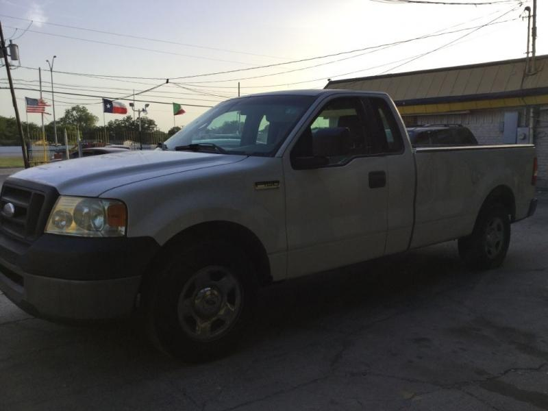 2007 Ford F-150 $525