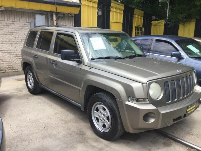 2008 Jeep Patriot $725