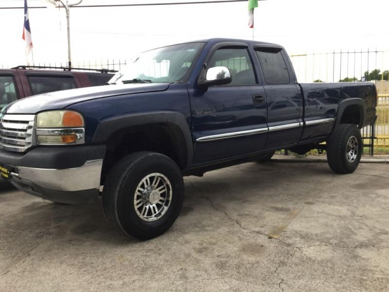 2001 GMC Sierra 2500HD $725