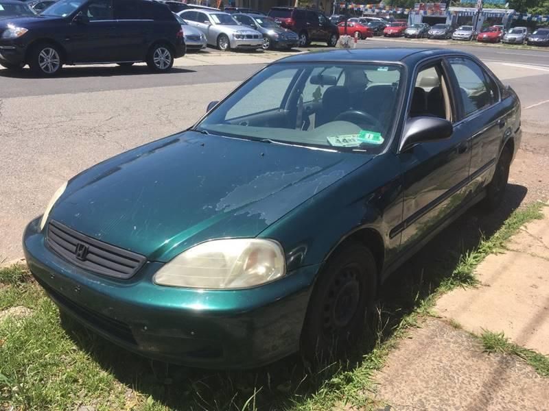 1999 Honda Civic $995
