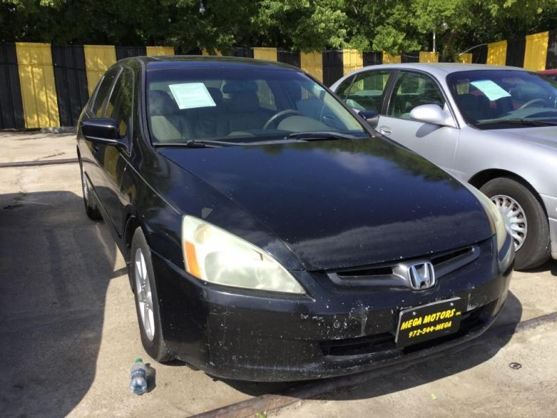 2003 Honda Accord $525