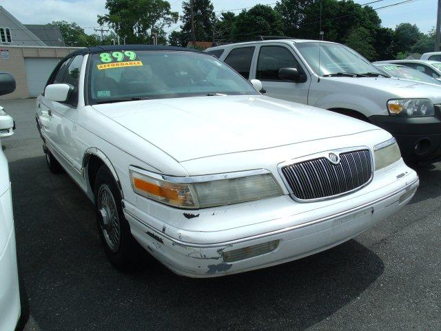1997 Mercury Grand Marquis $899