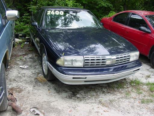 1991 Oldsmobile Ninety Eight $1000
