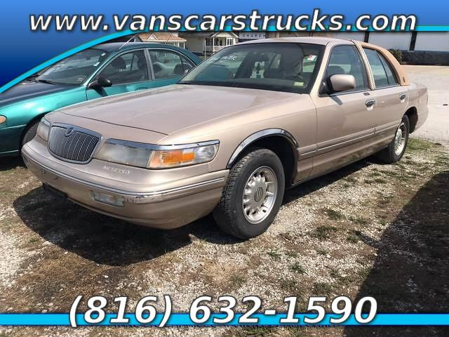 1997 Mercury Grand Marquis $800