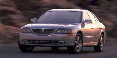 2000 Lincoln LS $795