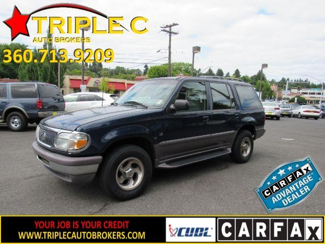 1997 Mercury Mountaineer $995
