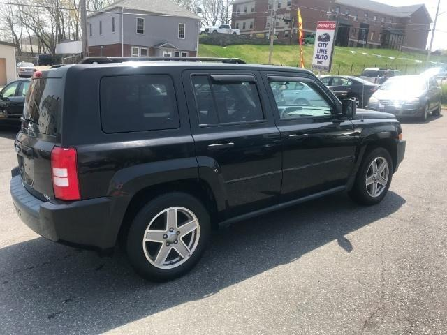 2008 Jeep Patriot $999