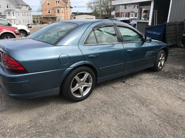 2001 Lincoln LS $999