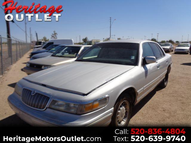 1997 Mercury Grand Marquis $950