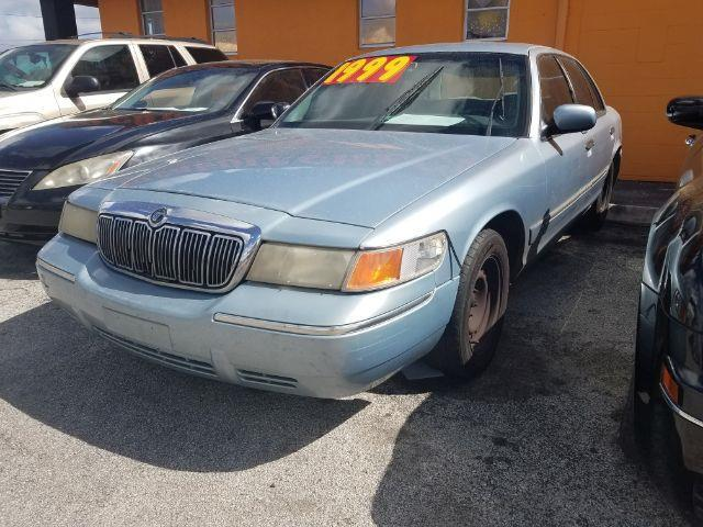 2001 Mercury Grand Marquis $1000