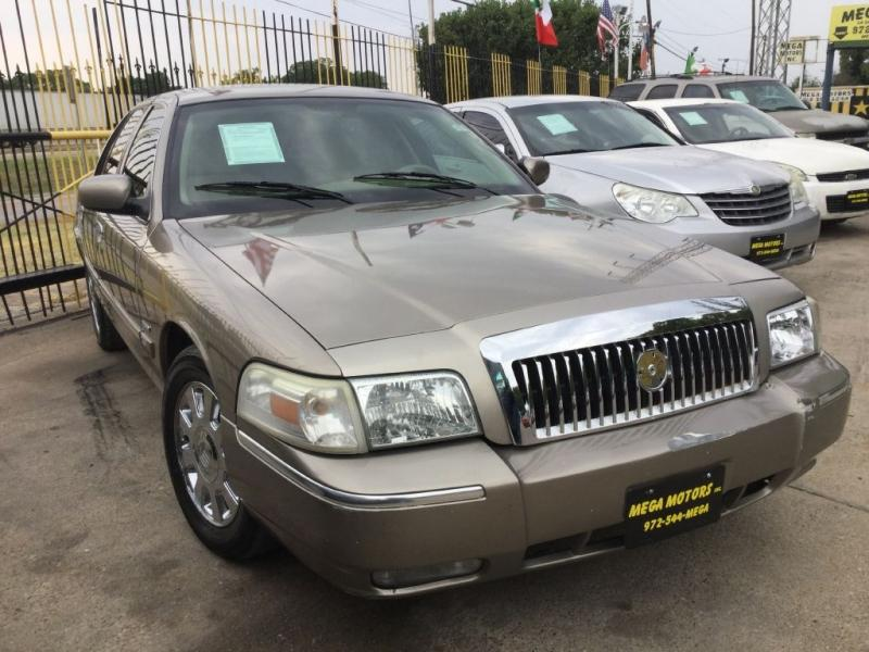 2006 Mercury Grand Marquis $525