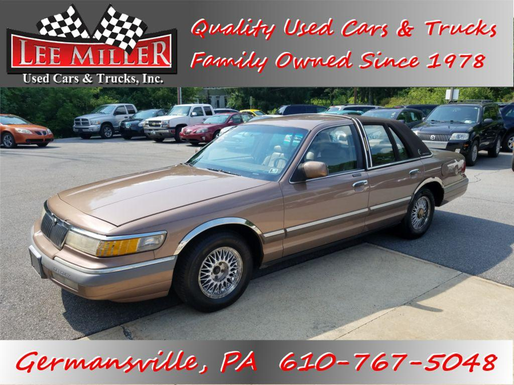1992 Mercury Grand Marquis $995