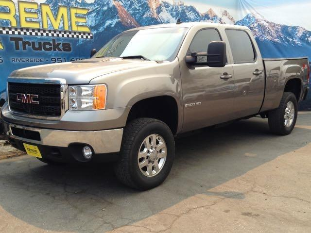 2012 GMC Sierra 2500HD $499