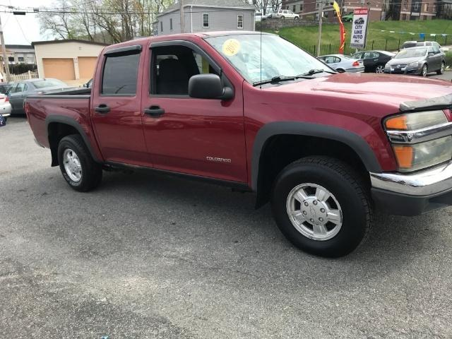 2005 Chevrolet Colorado $999
