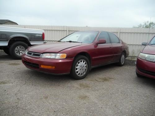 1997 Honda Accord $600