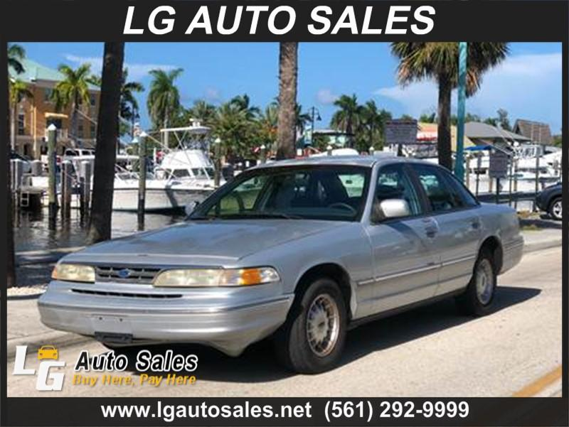 1997 Ford Crown Victoria $1000